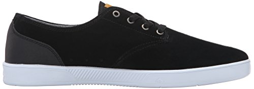 Emerica the Romero Laced Blak Wh, Scarpe da Skateboard Uomo Noir (Black Black White 552)