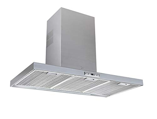 Teka DSH 985 De pared Acero inoxidable 735m³/h A - Campana (735...