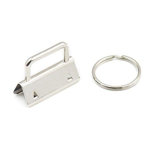 50-sets-32mm-125-key-fob-hardware-wristlet-set-wrist-key-chain-wristlet-sets-with-split-rings-key-ri