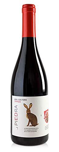 Vino Tinto Piedra Crianza 75CL (D.O Toro) - 1 Botella