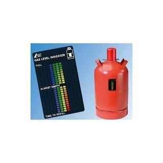 AGT gas level indicator gas level indicator for all standard gas bottles (gas level indicator)