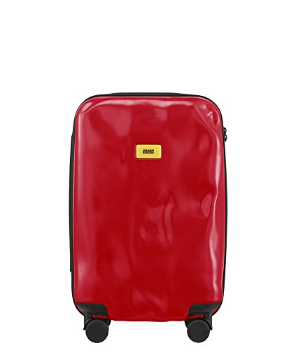 Crash Baggage, Valise Mixte Rojo 55 cm