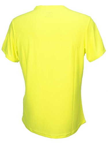 Asics Graphic SS T-Shirt, Herren Gelb (safety yellow)