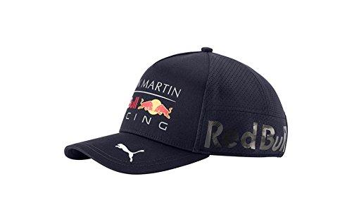 Red Bull Racing Erwachsene Puma Red Bull Amr Team Gear Cap 2018, Blue, onesize