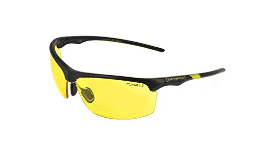 949dc8d83f Night Vision BIFOCAL Driving Glasses / Anti Glare EyeDefend BIFOCAL Glasses  Ecoclear PRO Night Driving (