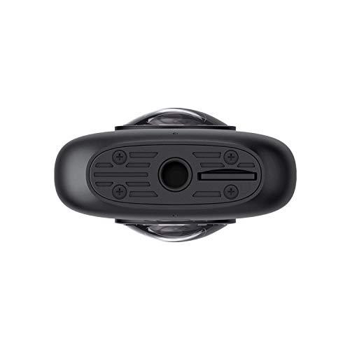 insta360 One X 360 Action Kamera mit FlowState Stabilisierung (SD-Karte separat erhältlich), Erfordert V30 microSDXC