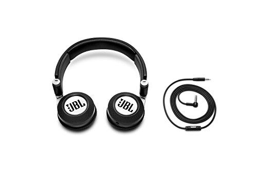 JBL On-Ear Kopfhörer (leistungsstarke, mit drehbaren Ohrmuscheln (3D-Faltpunkte), geeignet für Apple iOS und Android Geräten) schwarz - 3