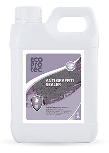 LTP Ecoprotector - Sellador antigraffiti, impregnador de piedra a base de agua
