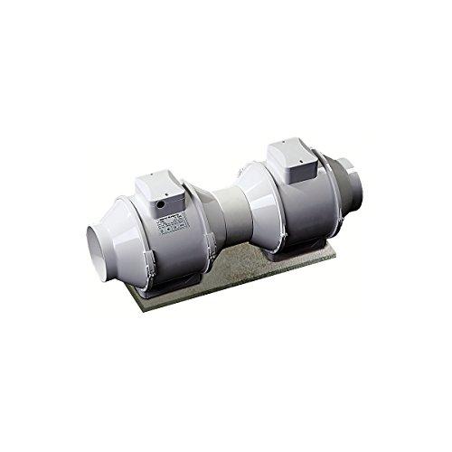 Vents Abluftventilator, 100Mm, 2Geschwindigkeitsstufen: 145 Und 187M³h