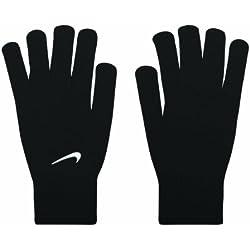 Nike - Gants en tricot L/XL Noir