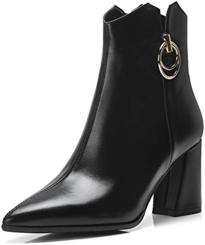 Mr.   Ms. JIEEME z45121, Stivali Chelsea Donna Qualità superiore Moda attraente Conosciuto per la sua bellissima qualità | Eccellente qualità  | Scolaro/Ragazze Scarpa