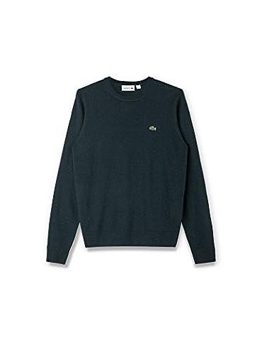 Lacoste - T-Shirt à manches longues - Homme multicolore 480 Cedre Fonce XXX-Large