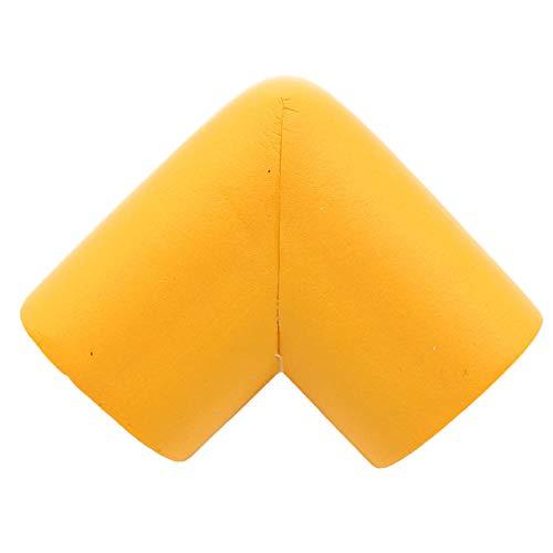 Boomder Arrangement de Fleurs bleu Möbelkanten- und Eckstoßstangen Thick Anti-Collision Cushion Set, Baby-Sicherheitsschützer (10 Stück) Ornement de Mode (Farbe : Wood Color)