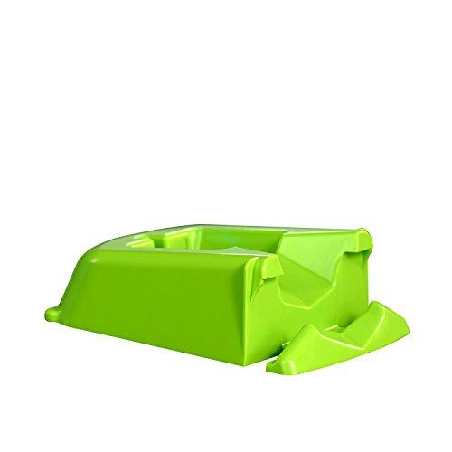 Börner Dockingstation für Hobel in grün - Küchenhelfer Aufbewahrung V-Hobel Gemüsehobel Rohkostschneider Zubehör