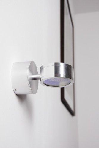 LED Wandleuchte mit magenta und grünem Farbfilter 2 x 3 Watt – 300 Lumen – 3000 Kelvin - 6