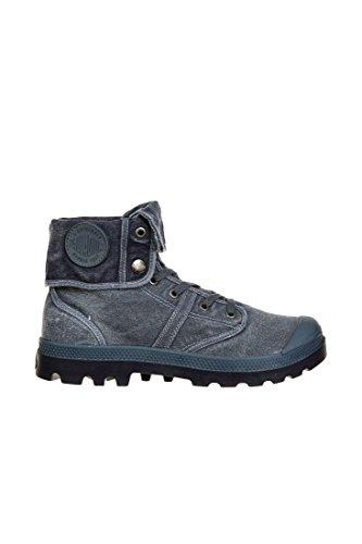 Palladium Baggy F 72666, Chaussures hautes femme Bleu