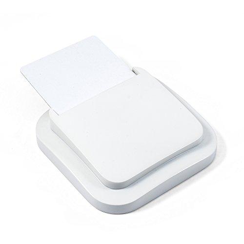 NodOn CCS-2-1-01 - Interrupteur à carte EnOcean sans fil et sans pile, blanc