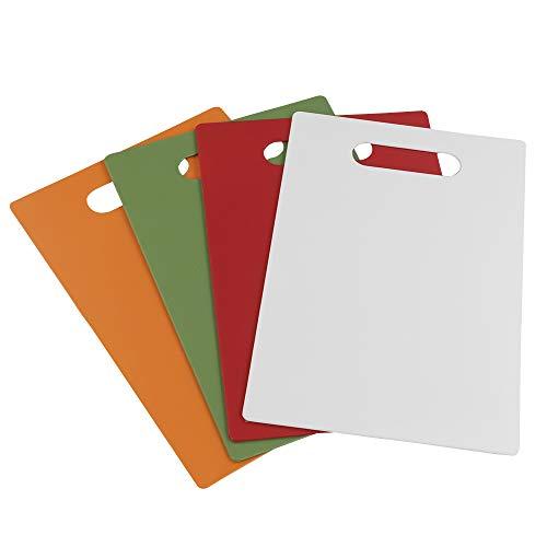 Joycky Tableros Corte Plástico Conjunto 4 Colores