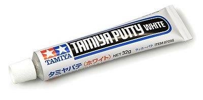 White Tamiya Putty, 32grm -