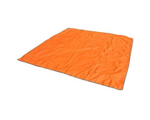 HYSENM Sonnensegel Zeltböden Zeltteppich Oxford-Gewebe Doppel/ 4 Personen für Zelt Camping...