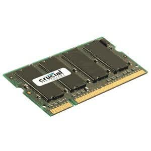Ram memory 1GB DDR PC 2700 200 pin sodimm for Dell Latitude X300, 100L, 110L, D400, D500, D505, D600 and D800