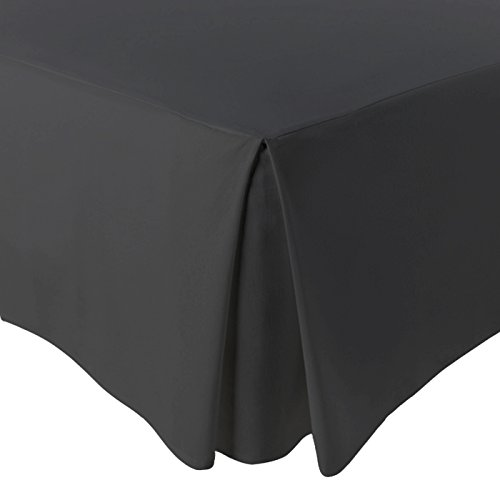 Jarrous Cubre Canapé Modelo Pierre, Color Negro, Medida para Cama de 135