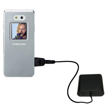 Tragbares AA Akkupack für kompatibel mit Samsung SGH-E870 Mit TipExchange Technologie