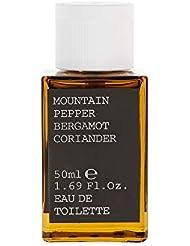 Korres Mountain Pepper / Bergamot / Coriander Eau de Toilette für Ihn, 50ml