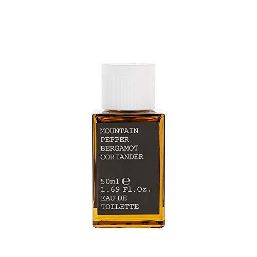 Korres Korres mountain pepper bergamot coriander eau de toilette für ihn 50ml