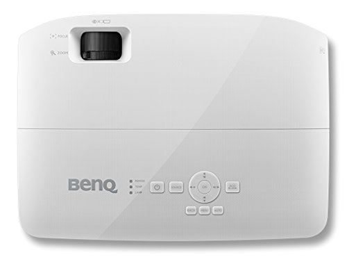 BenQ TH534 DLP-Projektor (Full HD, 3300 ANSI Lumen, 1,2X Zoom, 3D) - 6