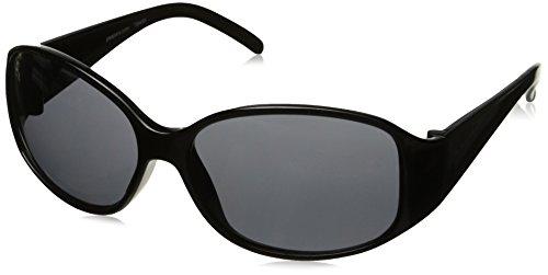 Peepers Well Bred Designer Sun Oval Sunglasses