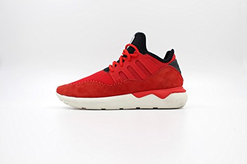 Schwarz Damen Sneakers Hohe Runner Adidas Tubular Rot ExqwgY84Y