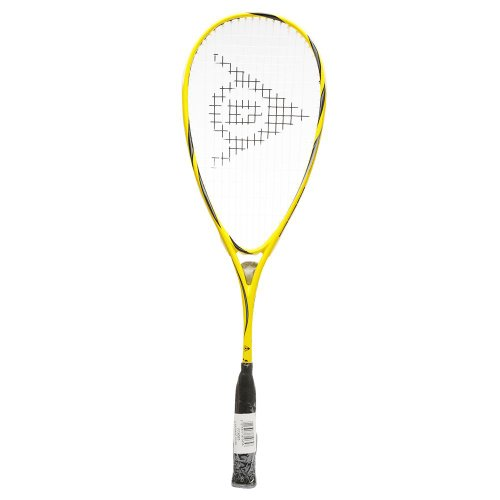 Dunlop Rage 25 Squash Racquet, Senior (Yellow)