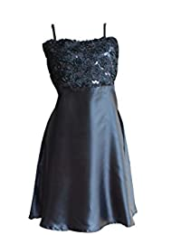 5710122e8a Amazon.in  Sequined - Dresses   Jumpsuits   Western Wear  Clothing ...