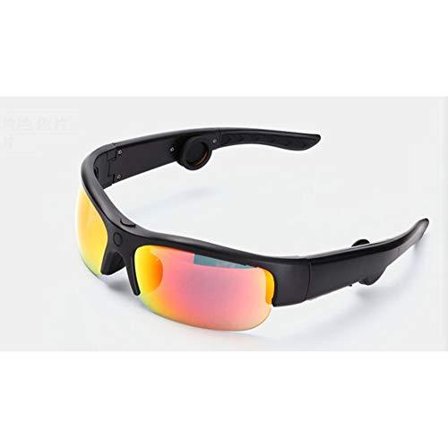 RHXX Bluetooth Bone Conduction Headphones Sonnenbrille Drahtlose Offene Ohrhörer Mit Musik Hören Und Telefonieren Sport Unisex-Design,Natural