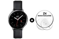 Samsung Galaxy Watch Active2 Stainless Steel 44 mm Explorer Edition (LTE) silber