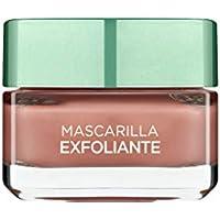 L'Oréal Paris Arcillas Puras Mascarilla Facial Exfoliante Roja - 50 ml