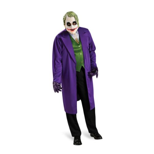 Batman Joker Kostüme (Herren Kostüm JOKER Batman - The Dark Knight)