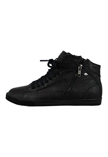 British Knights SOLY DAMEN HIGH-TOP-SCHUH SNEAKER Black