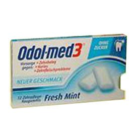 Fresh Mint Kaugummi (Odol-med3 Kaugummi Fresh Mint)