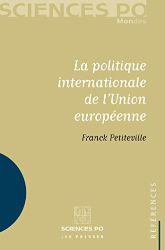 La politique internationale de l'Union européenne