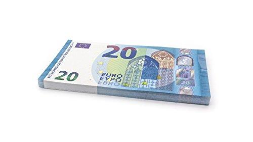 Cashbricks 75 x €20 Euro (Neu 2015) Spielgeld Scheine - vergrößert - 125{154f46c99cff0a3fb9549231bba6dbf6f9103273b56aa1775c94d1b8aa52852a} Größe