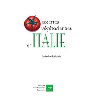 Recettes végétariennes d'Italie