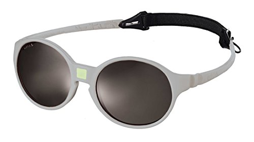 Ki ET LA Unisex Baby Sonnenbrille Jokakid's, Grau (Gris Claro), 4