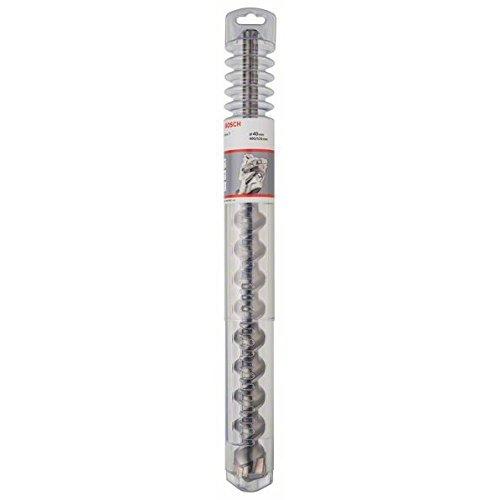 Bosch Professional Hammerbohrer SDS-max-7 (für Beton, Kalksandstein, Mauerwerk, Ø: 40 mm, Zubehör für Bohrhammer)