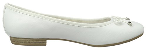 Marco Tozzi22137 - Ballerine Donna Bianco (White 100)