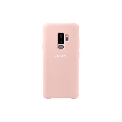 Samsung–Carcasa de silicona para Samsung Galaxy S9+colorRosa