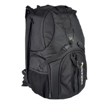 TOP XTREM+ XTREMPLUS Active Cube XL - Premium Fototasche - SLR Fotorucksack mit Laptopfach - Kamerarucksack mit Zugriff über das Rückenteil - Slingbag -