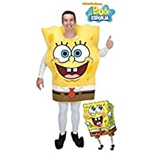 SPONGEBOB COSTUME ADULT