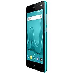 Wiko Lenny 4 Bleen LS Smartphone débloqué 3G+ (Ecran : 5 pouce - 8 Go - Micro-SIM - Android) Bleen